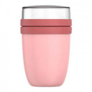 Mepal Ellipse Thermos Lunchpot 0,7 L - Nordic Pink