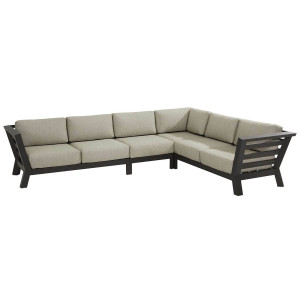4 Seasons Outdoor Meteoro hoek loungeset 4-delig