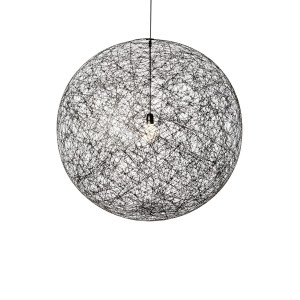 Moooi Random Light LED hanglamp zwart small