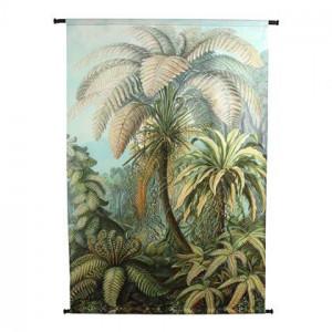 """""""MOOS Dan Wandplaat Botanical Velvet """""""