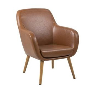 MOOS Leather Fauteuil