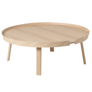 Muuto Around Coffee salontafel XL 95 eiken