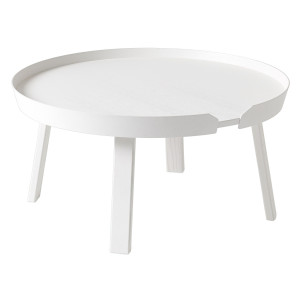 Muuto Around Coffee salontafel large wit 72