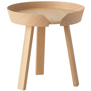 Muuto Around Coffee salontafel small eiken