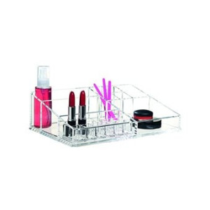 Nomess Clear Make-Up Organizer XL