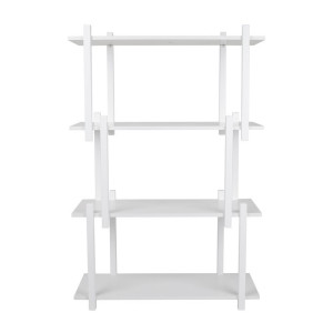 Zuiver Shelf Build Open boekenkast wit