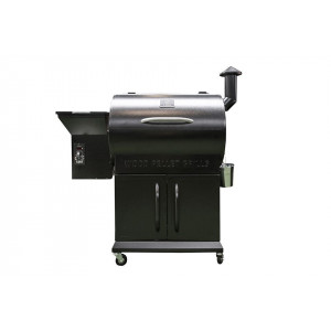 Z Grills | Pelletgrill 700 Competition | All Black