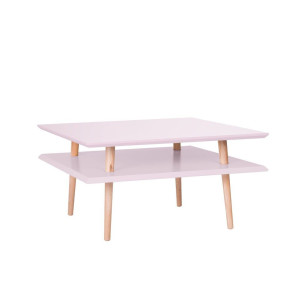 Ragaba Ufo Square Salontafel Low Roze