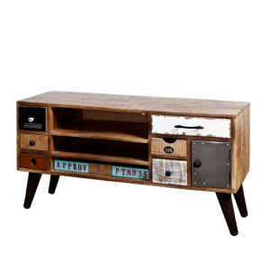 Eleonora Cato Retro design tv-meubel 120 cm
