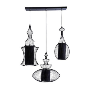 Kare Design Swing Iron Retro hanglamp Swing Iron 3