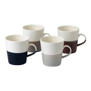 Royal Doulton Coffee Studio Mokken 0,56 L - 4 st.