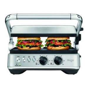Sage The BBQ & Press Grill SGR700 Contactgrill