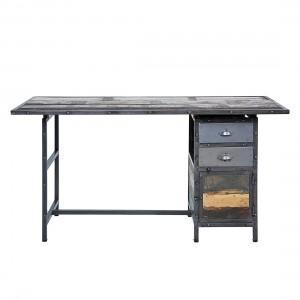 vergelijk 159 stuks bruine bureaus en computertafels snel. Black Bedroom Furniture Sets. Home Design Ideas