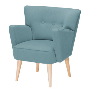Home24 Fauteuil Bumberry, Moerteens