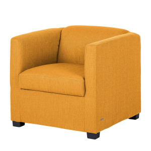gele fauteuils loungestoelen online kopen. Black Bedroom Furniture Sets. Home Design Ideas