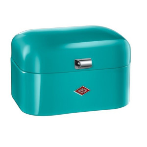 Wesco Single Grandy Broodtrommel - Turquoise