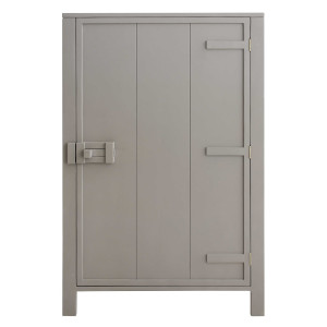 HKliving Single Door opbergkast taupe