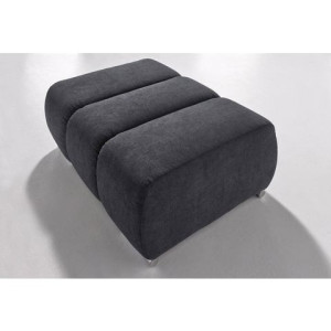SIT & MORE Hocker in 3 bekledingskwaliteiten