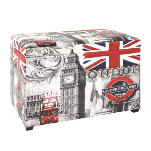 Home24 Zitkist Big Ben Vintage, Home Design