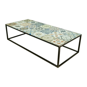 Spinder Design Ibiza Authentieke salontafel 140x60
