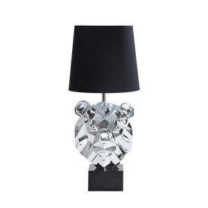 energie  A++, Staande lamp Lion Head - chroom, Kare Design