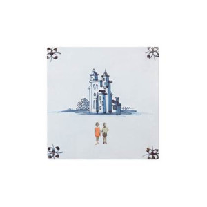 StoryTiles Happily Ever After Wandtegel 10 x 10 cm