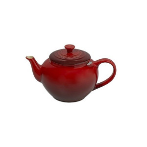 Le Creuset Theepot incl. Theefilter 1 L - Kersenrood