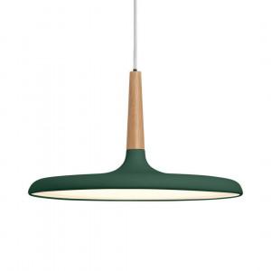 Tina LED hanglamp, groen