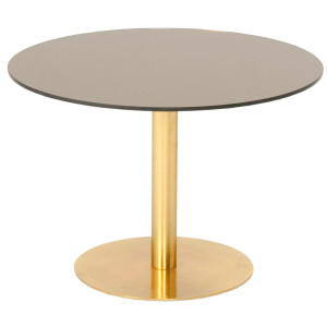 Tom Dixon Flash Table Circle salontafel 60