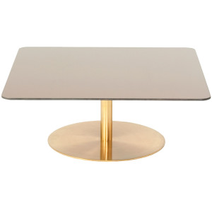 Tom Dixon Flash Table Square salontafel 80x80
