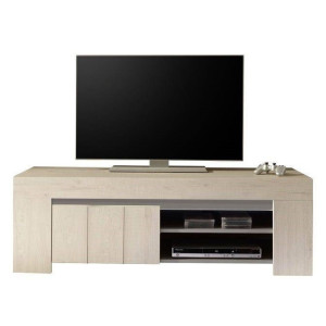 Tv meubel Palmira Olmo 140 cm breed - Beige eiken