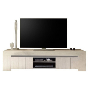 Tv meubel Palmira Olmo 191 cm breed - Beige eiken
