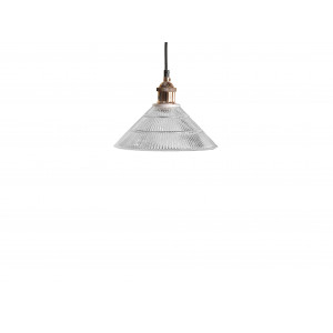 Hanglamp glas CURONE