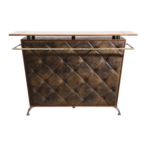 Kare Design Lady Rock Deluxe Vintage Vintage bar in Chesterfield design 170 cm