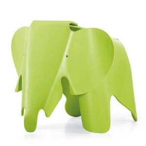 Vitra Eames Elephant speelgoed dark lime