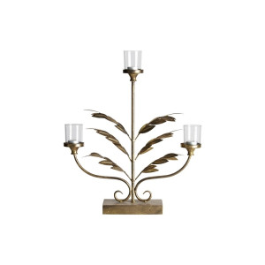 BePureHome Ambiance Kandelaar Metaal - Antique Brass