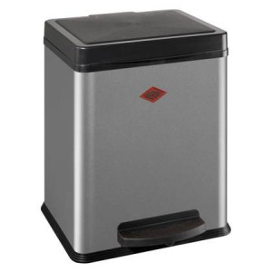 Wesco Double Bin Duo Afvalemmer 20 Liter (2x 10 Liter)