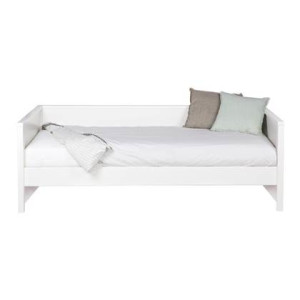 Woood Nikki Bed 90 x 200 cm Wit