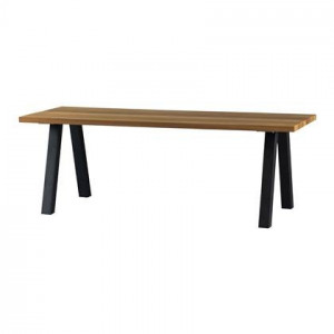Woood Tablo Tuintafel 210 x 81 cm - Natural