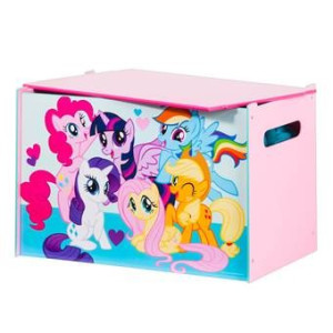 Worlds Apart My Little Pony Speelgoedkist