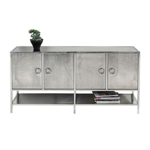 Kare Design Moonscape Zilveren dressoir