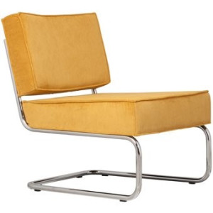 Zuiver Lounge Chair Ridge Rib Fauteuil