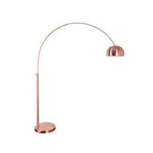Zuiver Metal Bow Copper Vloerlamp