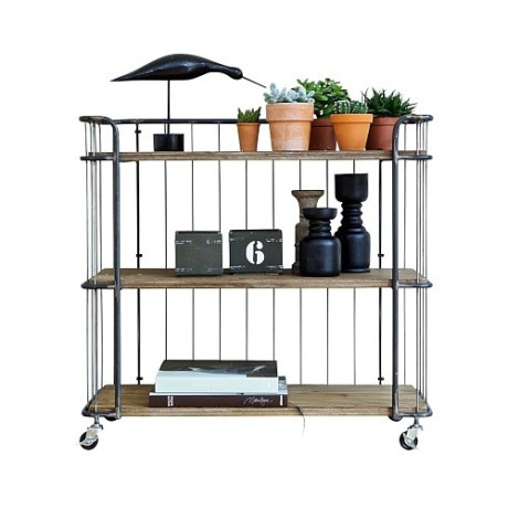 BePureHome Giro vintage trolley - Medium