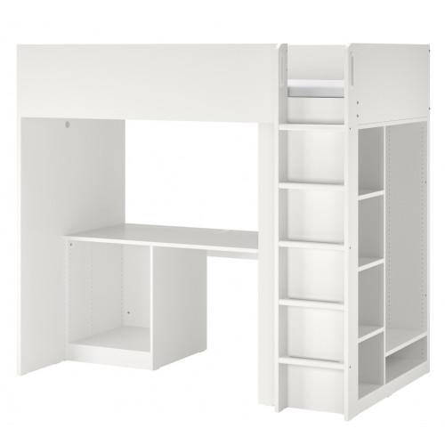 IKEA STUVA Loft Bed (Black) afbeelding