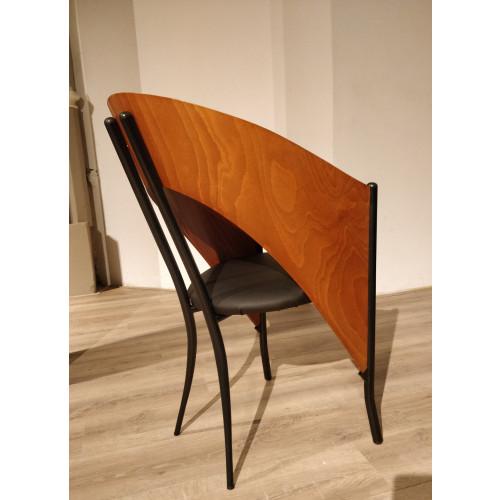 Vintage (jaren 80) design stoelen afbeelding 2