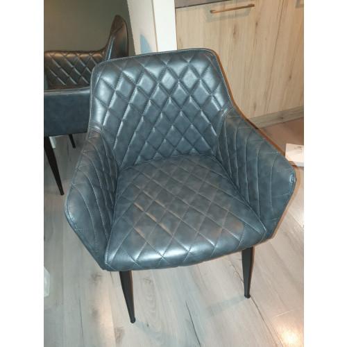 1 antracietgrijze stoel afbeelding