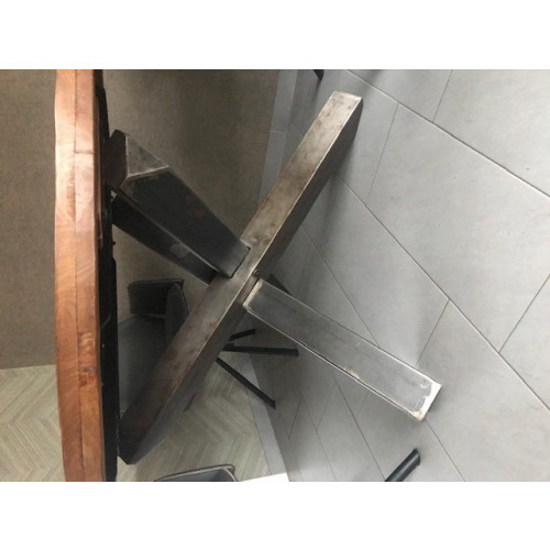 Eettafel + stoelen afbeelding 2
