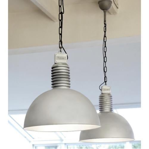 Lozz Frezoli 2 industriële hanglampen  afbeelding