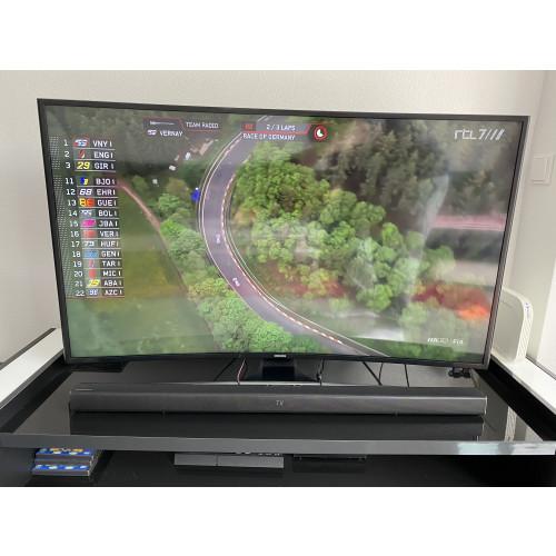 Samsung smart TV 4K afbeelding